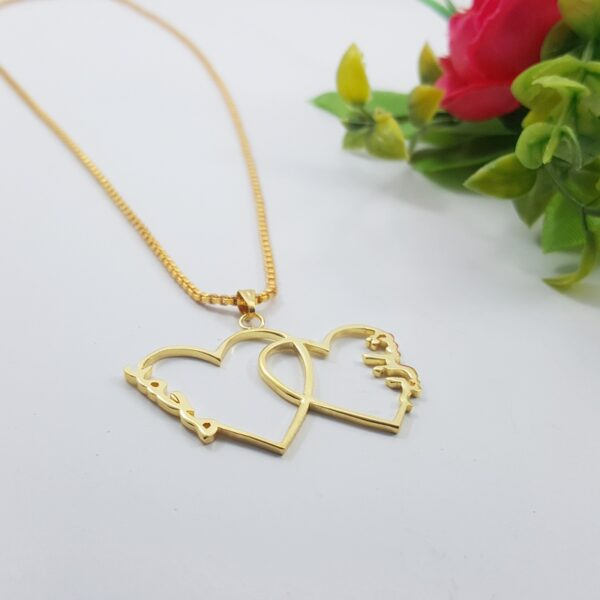 heart style custom arabic name necklace name necklace designs name locket designin urdu name locketdesigns in gold online gold namependant designs for female couplename locket design doublenamelocket design name locketnew design name locketdesigns online name chain golddesign gold chain namedesign price name chain design name locket design gold chain name design